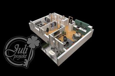 Nekretnine - Srbija: Apartment for sale: 1 soba, 64 kv. m