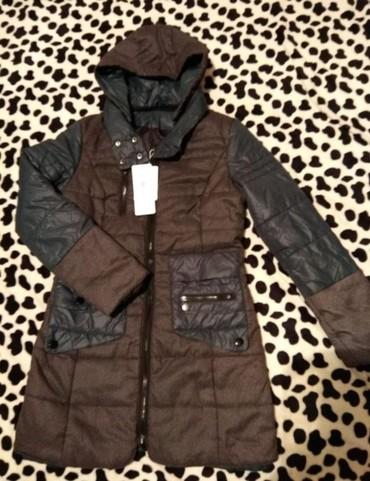 Новая деми Куртка, 42-44 размер, цена окончательная