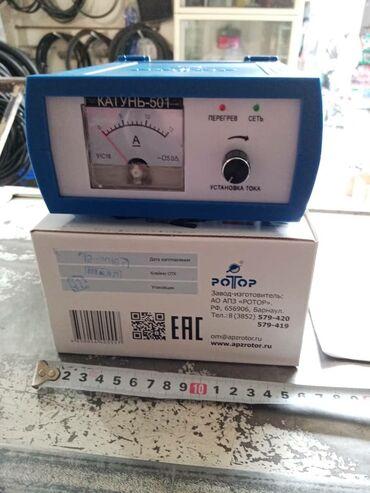 """Автоматическое зарядно-предпусковое устройство """"Катунь 501"""""""