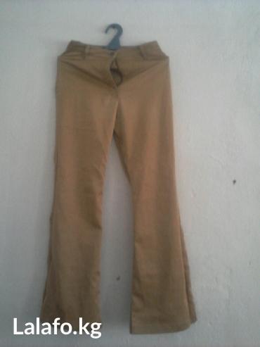 Продаю женские атласные брюки. размер 38. состояние хорошее. в Бишкек