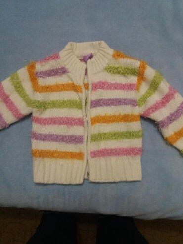 теплая зимняя кофта в Кыргызстан: Теплая кофта на девочку 3-4 года