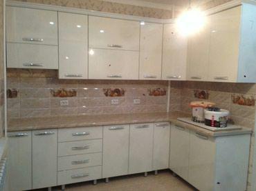 Кухонные гарнитуры, погонный метр по в Бишкек