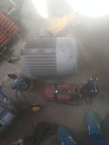 Электродвигатель 5 кВтЭлектро матор 5 кВтМатор 5 кВт Вес таза салмагы