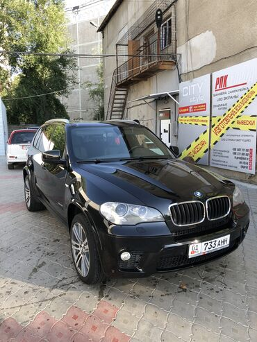 Автомобили в Бишкек: BMW X5 3.5 л. 2020