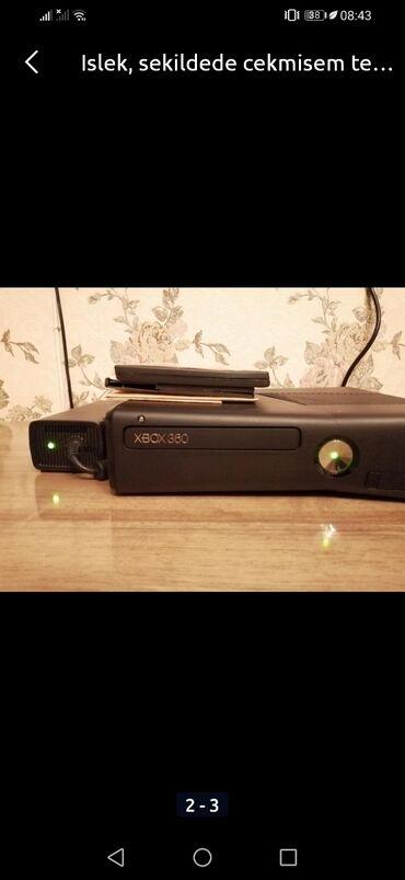 xbox 360 аккумулятор в Азербайджан: Tekce pultu islemir baska hec bir problem yoxdur kasetlerde usdunde
