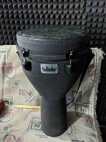 барабаны-рок в Кыргызстан: Продаю барабаны Remo оригинал!