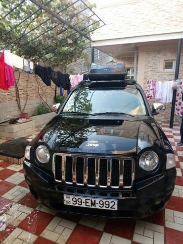 Bakı şəhərində Jeep compas 2006