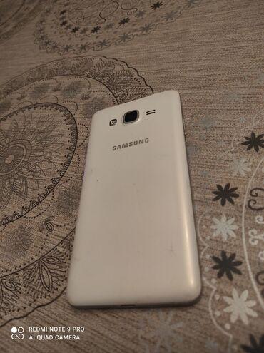 Samsung galaxy grand 2 - Азербайджан: Б/у Samsung Galaxy Grand 8 ГБ Белый