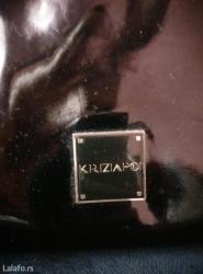 Torba-crna-kais - Srbija: Crna torba kriziapol kupljena u italiji za 50 evra malo nosena,ocuvana