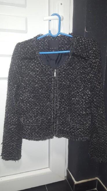 Amisu kratka jaknica icine - Srbija: Prelepa Amisu jaknica, sako. Velicina 40. Kao nov