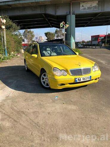 σε Οθωνοί: Mercedes-Benz C 240 2.4 l. 2003 | 245000 km