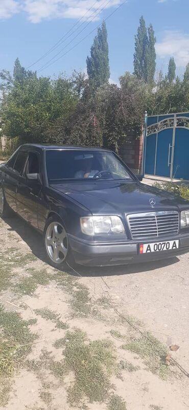 Mercedes-Benz в Кыргызстан: Mercedes-Benz E 220 2 л. 1994