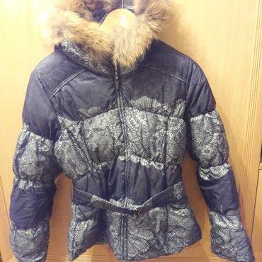 Куртка зима на 44-46р. новая. (брали за 2000) в Бишкек