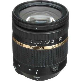 Bakı şəhərində Tamron SP AF 17-50mm f/2.8 XR Di-II VC LD Aspherical (IF) Lens for Nik