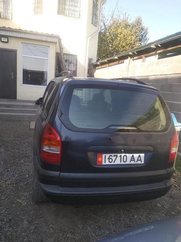 тюнинг для опель зафира в Кыргызстан: Opel Другая модель 2002