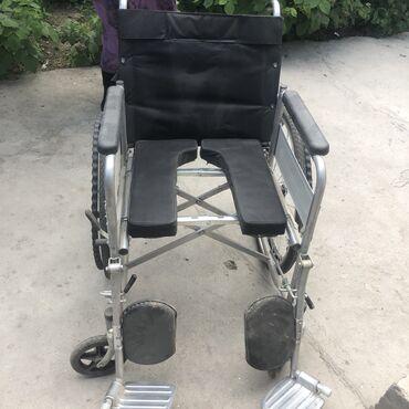 Медтовары - Балыкчы: Продаётся инв.коляска   Почти новый состояние  В город Балыкчы