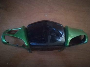 ΜΑΣΚΑ ΕΜΠΡΟΣ MODENAS X-CITE 135 πράσινη ΓΝΗΣΙΑ. Σε πολύ καλή