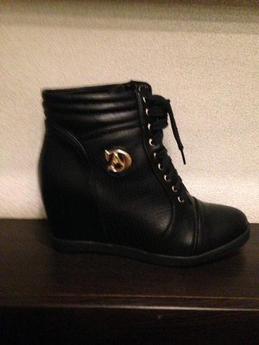 Продаю ботинки, надевала 1 раз, 37 размер, торг уместен. в Vovchansk