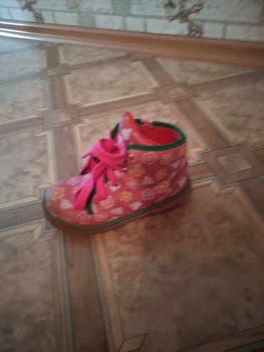 Детские осенние ботиночки 27 размер ,качество отличное, в Лебединовка