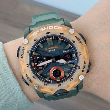 G-SHOCKМодель часов GA-2000В новой расцветке ! ___Функции