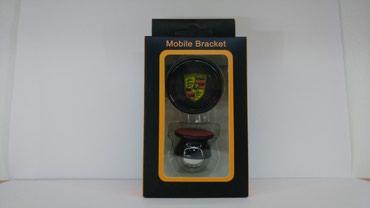 Bakı şəhərində Porsche telefon tutacağı maqnitli