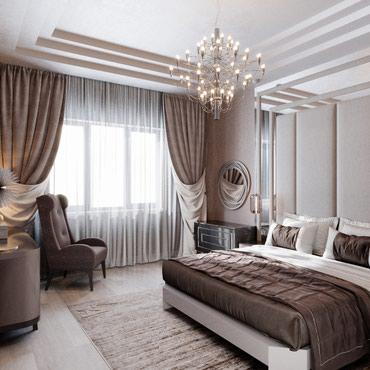 Мы создаём дизайн интерьеров, в Бишкек