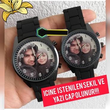 Bakı şəhərində  Qol saatları