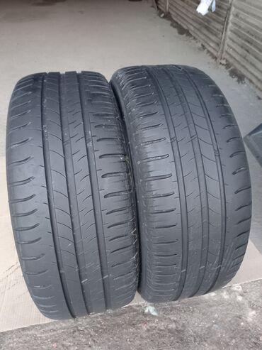 Продам отличную пару комфортных летних шин фирмы Michelin размер 195/5