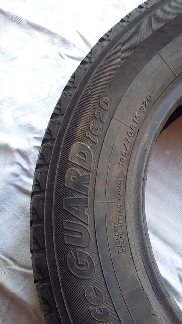 размер шин 18565 r15 в Кыргызстан: Шина б/у 195/70 R15