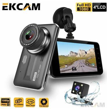 EKCAM maşınlar üçün videoqeydiyyatçı(kameralar)14 gün ərzində məhsulda