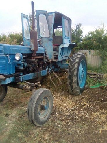 Sabirabad şəhərində Traktor əla vəziyyətdədir satılır