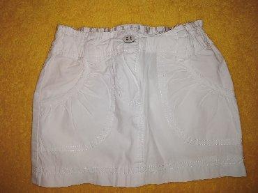Todor mini suknjica za devojčiceVeličina 4Kao nova. Ima lastiš za