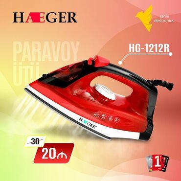 Endirim - 20 AZNHaeger firmasinin HG-1212R model ütünü sizlere təqdim