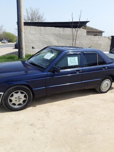 Mercedes-Benz 190 2 l. 1992 | 57016 km