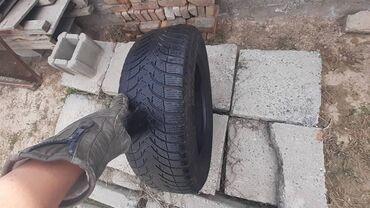 Продаю шины (2 штуки) разно парка шины 215/65 R16 Michelin (1 балон)