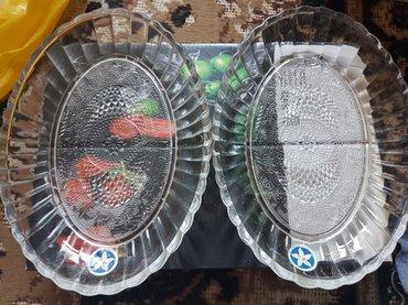 Продам салатницы новые 2 шт. Цена за обе 350. Писать в whatsapp. в Бишкек