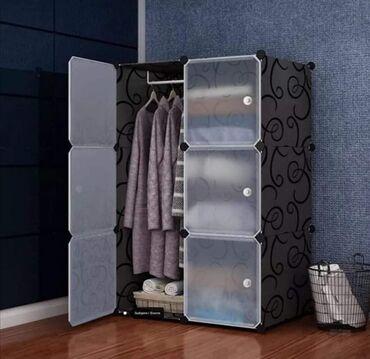 (76x37x110cm) - 3300 Din Odličan garderober na rasklapanje koji možete