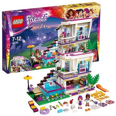 "Lego Bela 10498 (Lego 41135)""Pop ulduzu: Livinin evi"" 619"