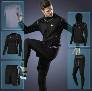 Рашгард, спортивная одежда Размеры: L, XL, XXL в Бишкек