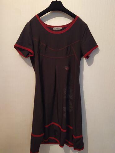 летнее платье свободного кроя в Кыргызстан: Летнее платье