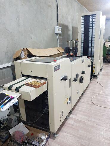 оборудование-для-производства-перчаток в Кыргызстан: Оборудование для типогрфийБрошюровщик/Листоподборщик Duplo DC-1000S (2