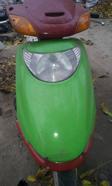 меняю скутер honda spacy на скутер китайца лупарь 125. пластик в в Бишкек