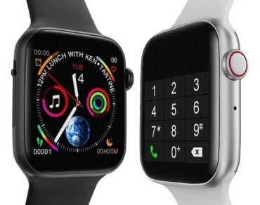 Apple watch kopya, rəsmi zəmanətli tam original məhsul, Bluetooth ilə