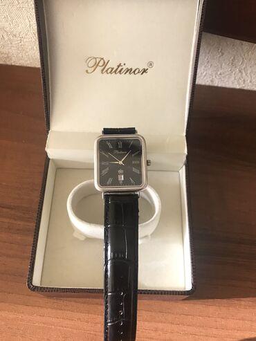гантели euro classic в Кыргызстан: Продаю серебряные часы Platinor завода Чайка! Часы б/у, есть мелкие по