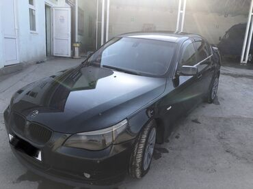 BMW - Зеленый - Бишкек: BMW 530 3 л. 2003