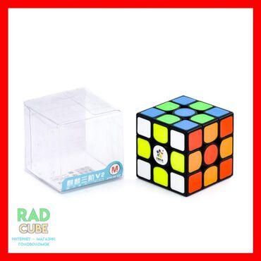 гантели наборные пластиковые в Кыргызстан: Кубик Рубика Yuxin Kylin V2 M (2018г)Интернет - магазин головоломок