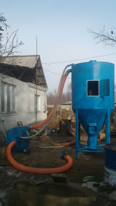 Комбикормовая  установка  дробилка в Беловодское