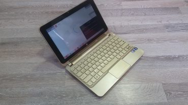 Hp Mini netbook ideal veziyyetde teze kimi 2 Gb Ram 250 Gb hdd windows - Bakı