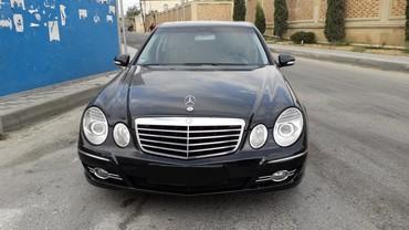 acura-cl-22-at - Azərbaycan: Mercedes-Benz E 220 2.2 l. 2007 | 200000 km
