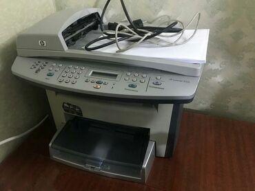 Продаю принтер hp laser jet 3055 мфу (3 в 1),катридж